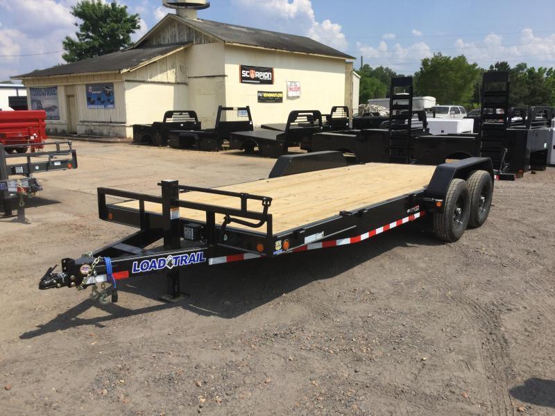 "2018 Load Trail 83"" x 20' Car/Equip. Hauler 14K GVWR"