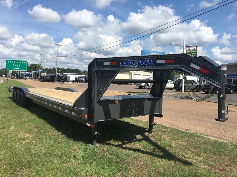 """2018 Load Trail 102"""" x 36' Triple Axle Gooseneck Carhauler 21k GVWR"""