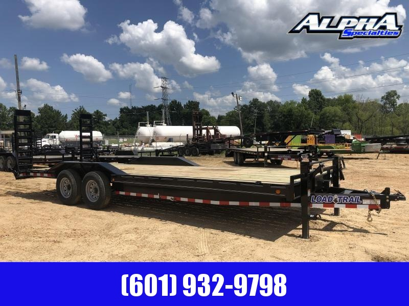 "2019 Load Trail 102"" x 24' Car/Equip. Hauler 14k GVWR in Mc Gehee, AR"