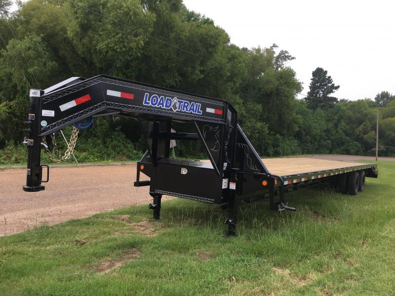 2019 Load Trail 102 x 40 Hot Shot Freight HD Gooseneck 22K GVWR