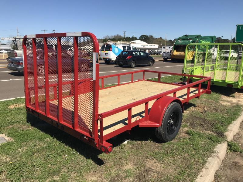2018 Load Trail 6.5 x 12 Single Axle Utility Trailer 3.5K GVWR
