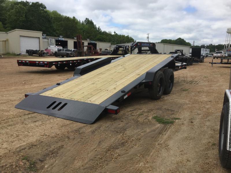 2018 Load Trail 83 x 20 Tilt Car / Equipment Hauler 16K GVWR