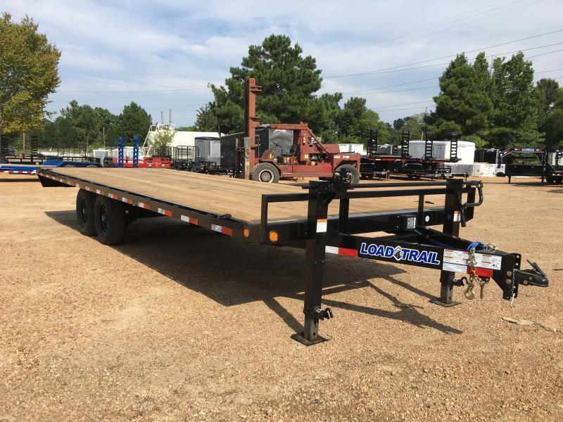 "2019 Load Trail 102"" x 24' Deck Over 14k GVWR"