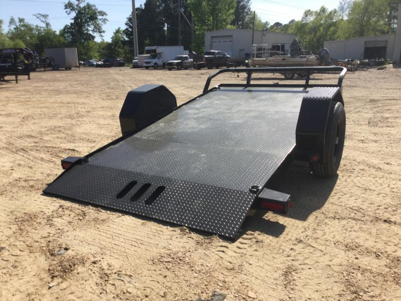 2018 Load Trail Custom 6.5 x 12 HD Tilt Deck Equipment Trailer