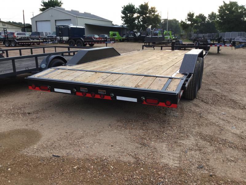 "2018 Load Trail 102"" x 20' Car/Equip. Hauler 14k GVWR"