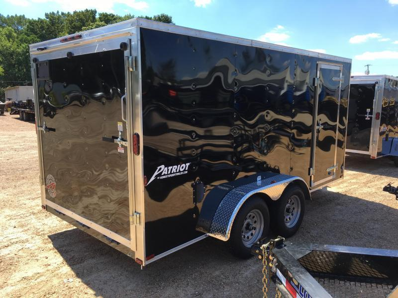 New 7 x 14 Tandem Axle Enclosed Trailer SPECIAL BUY