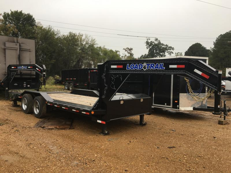 "2019 Load Trail 102"" x 20' Goosneck Car/Equip. Hauler 20k GVWR in Sharon, MS"