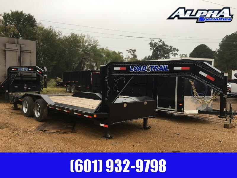 "2019 Load Trail 102"" x 20' Goosneck Car/Equip. Hauler 20k GVWR in MS"