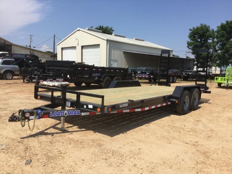 "2018 Load Trail 83"" x 20' Car/Equip. Hauler 9K GVWR"
