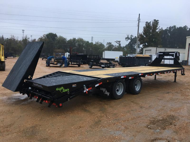 """2019 Load Trail 102"""" x 32' Low-Pro Gooseneck 22k GVWR"""