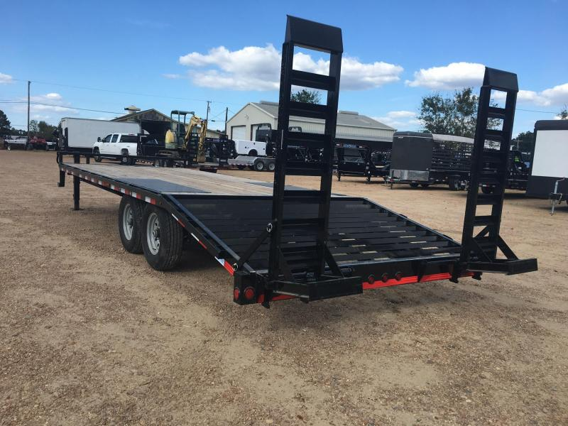 "2018 Load Trail 102"" x 24' Bumper Pull Deck Over Trailer"
