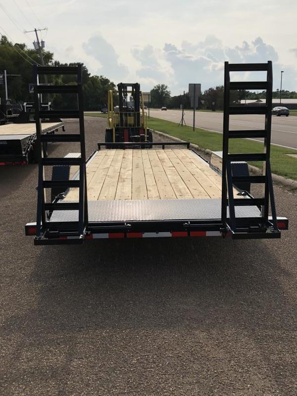 "2018 Lamar Trailers 83"" x 20' Equipment Hauler 14k GVWR"