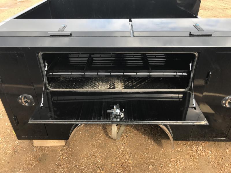 Norstar SC Service Body for Chevrolet 2500 Short Wheel Base