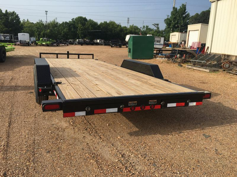 "2018 Load Trail 83"" x 20' Car/Equip. Hauler 9k GVWR"