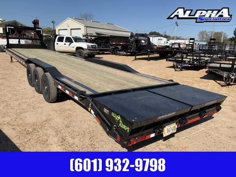 Used 2019 Load Trail 102 x 40 Triple Axle Gooseneck Car/Equipment Hauler