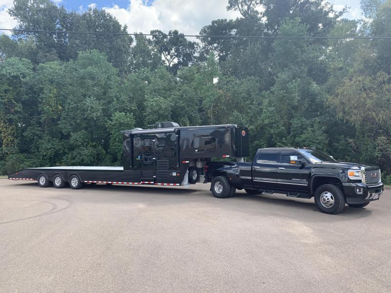 2019 Sundowner Trailers 1786KM Krawler Toy Hauler 46ft