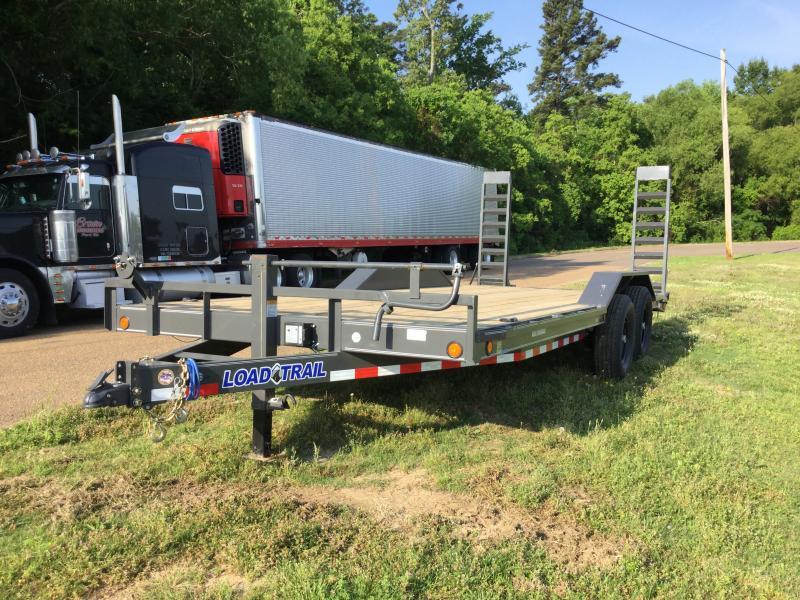 2018 Load Trail 102 x 20 Car / Equipment Hauler 14K GVWR