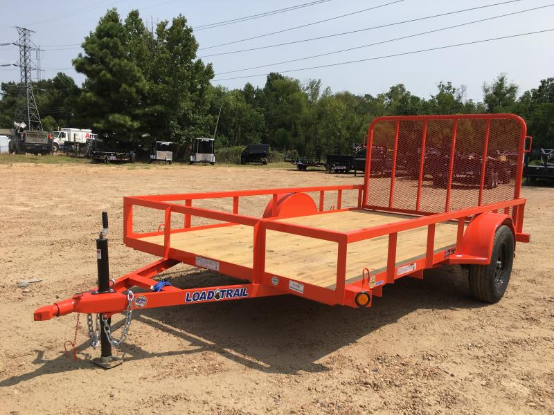2019 Load Trail 6.5' x 12' Utility Trailer 3k GVWR