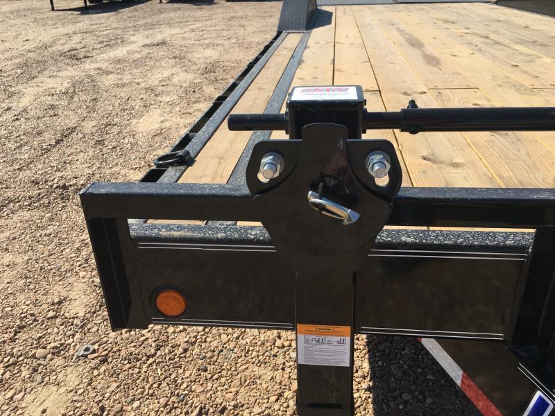 "2019 Load Trail 102"" x 24' Car/Equip. Hauler 14k GVWR"