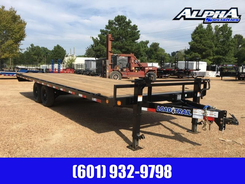 "2019 Load Trail 102"" x 24' Deck-Over Equipment Hauler 14k GVWR"