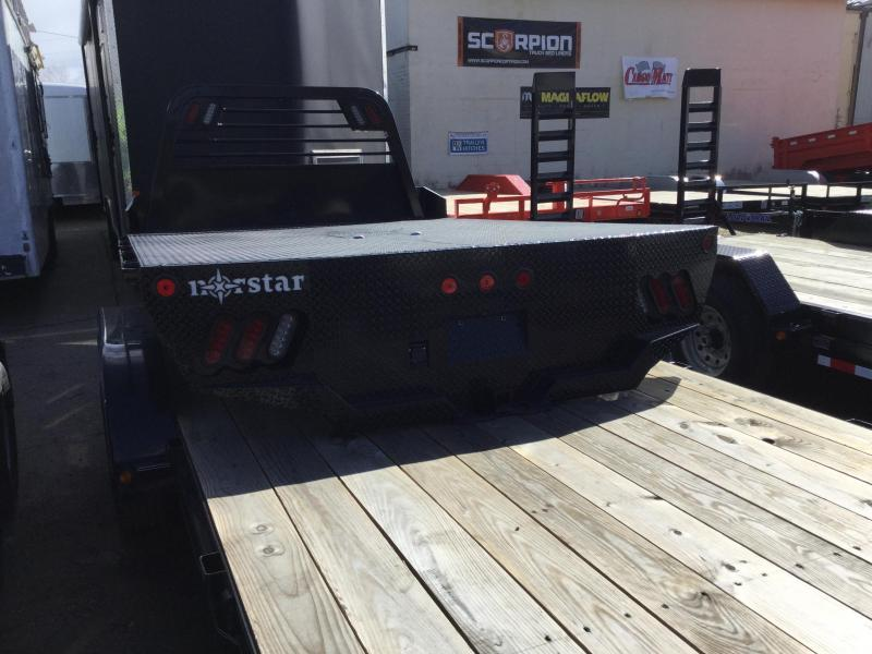 """2018 Norstar SR Flat Bed All Makes LWB CabChassis 11'4"""""""