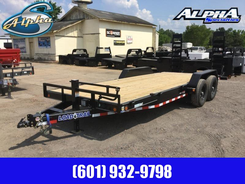 "2019 Load Trail 83"" x 20' Car/Equip. Hauler 14k GVWR in Mc Gehee, AR"