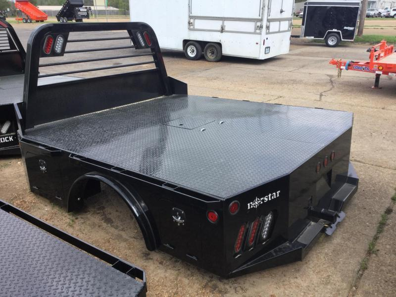2017 Norstar ST Skirted Flat Bed for Ford GM Dually