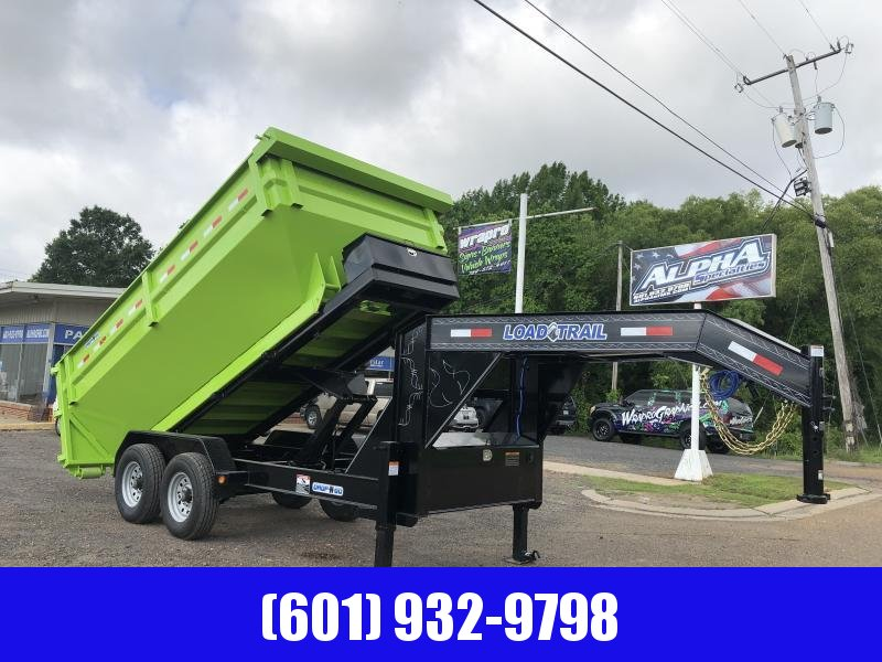 "2019 Load Trail 83"" x 14' Drop-N-Go Roll of Dump Box (BIN ONLY)"