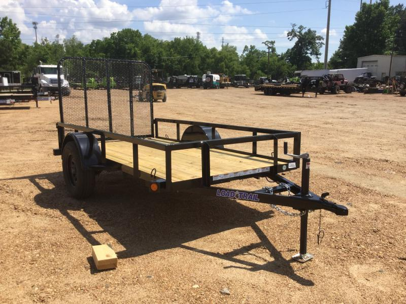 "2018 Load Trail 60"" x 10' Single Axle Utility 3k GVWR"