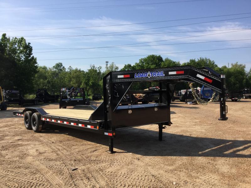 2018 Load Trail 102 x 26 Gooseneck Car Hauler 14K GVWR