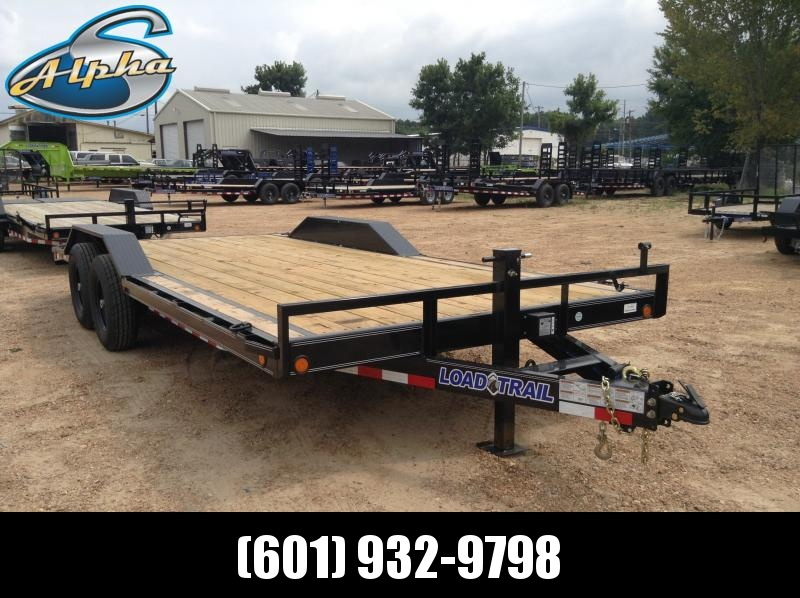 "2018 Load Trail 102"" x 20' Car/Equip. Hauler 14k GVWR"