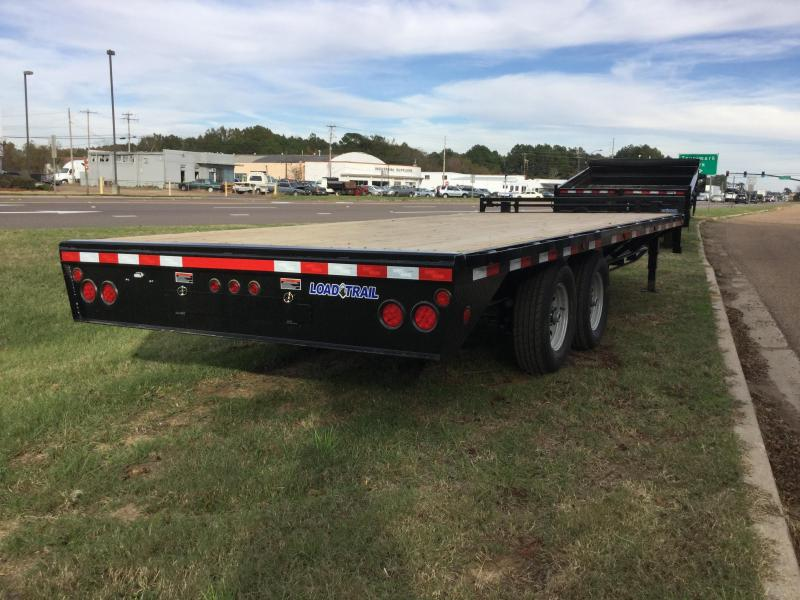 "PRICE CUT! 2018 Load Trail 102"" x 20' Heavy Duty Pintle Hook"