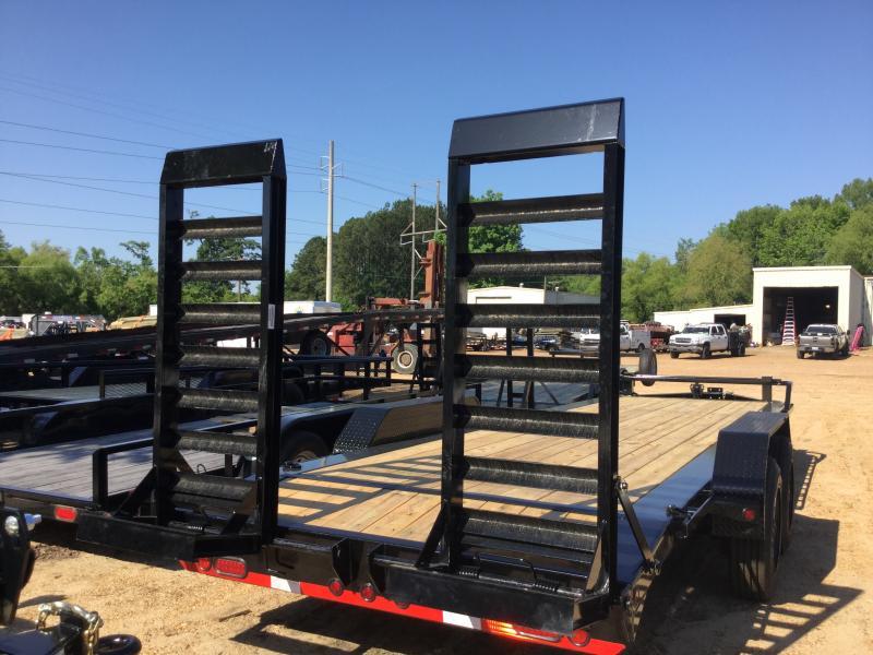 2018 Load Trail 82 x 24 HD Equipment Hauler 20K GVWR