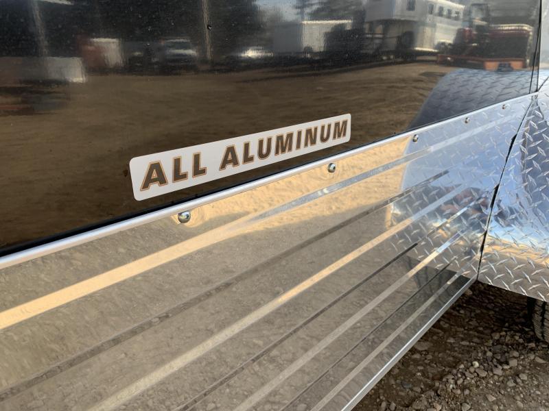 2019 Legend Aluminum 7 X 15 DELUXE Enclosed Cargo Trailer 3K GVWR