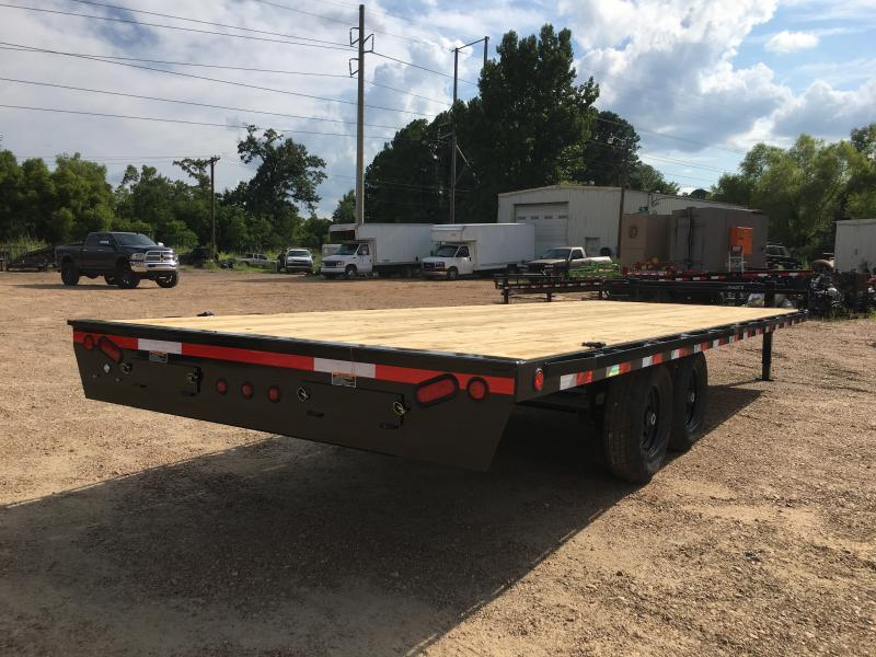 "2019 Load Trail 102"" x 24' Deck Over Equip. Trailer 14k GVWR"