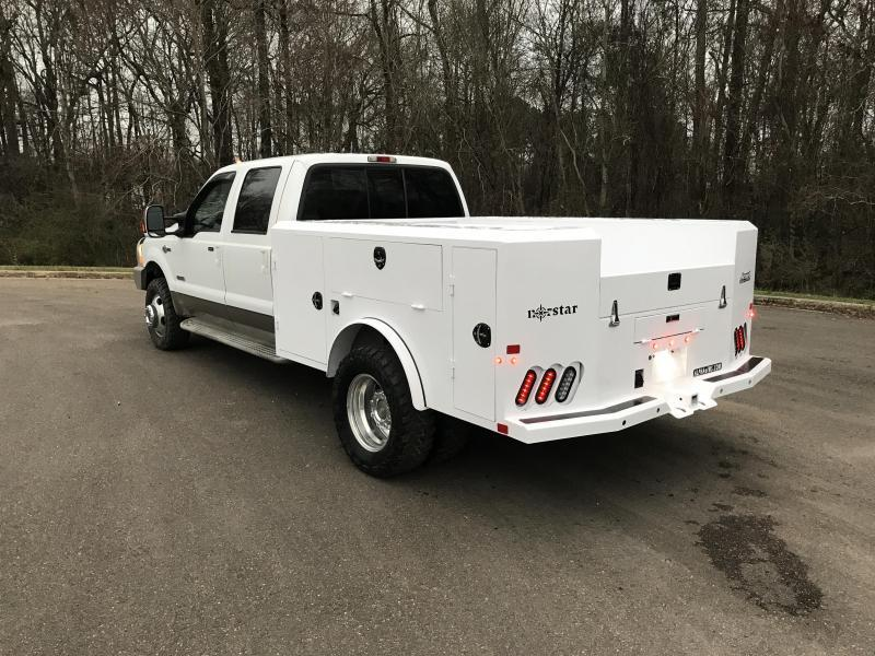 Norstar SC Utility Body Ford GM Dually Bed Removal