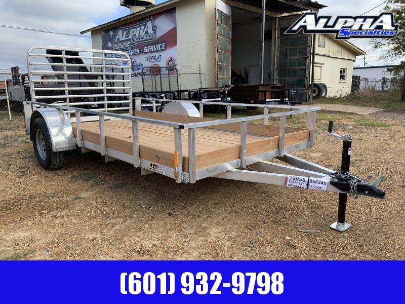 2019 Legend Aluminum 6 x 12 Single Axle Utility Trailer 3K GVWR in Ashburn, VA