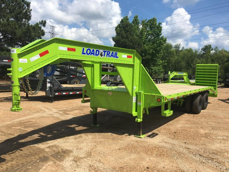 "2018 Load Trail 102"" x 25' Gooseneck Carhauler 22k GVWR"