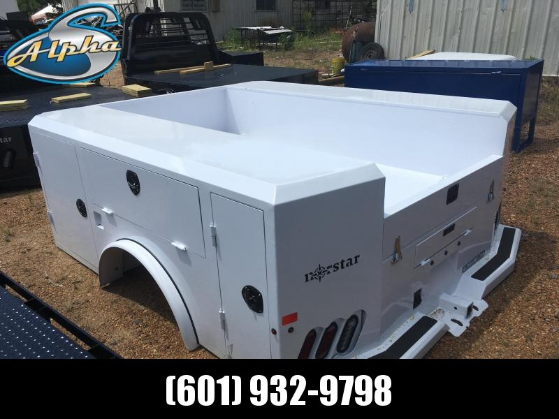 2018 Norstar SC Service Body Ford GM Dually