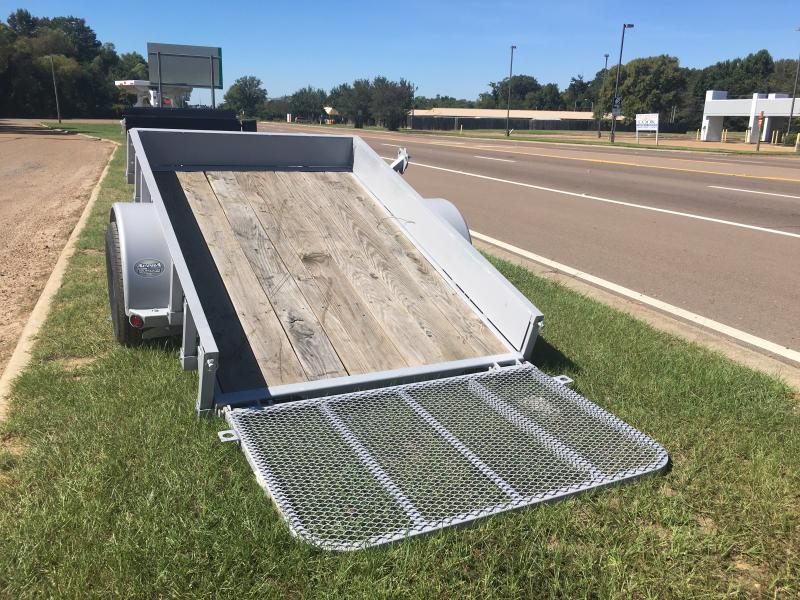 2018 Load Trail 5 x 8 Single Axle Tilt Utility Trailer SELLING AT COST