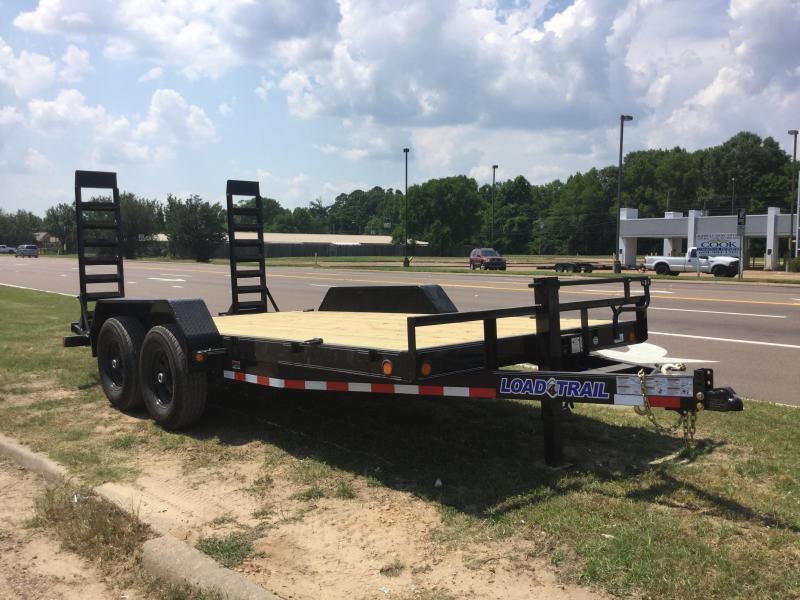 "2019 Load Trail 83"" x 16' Car/Equip Hauler 14k GVWR"