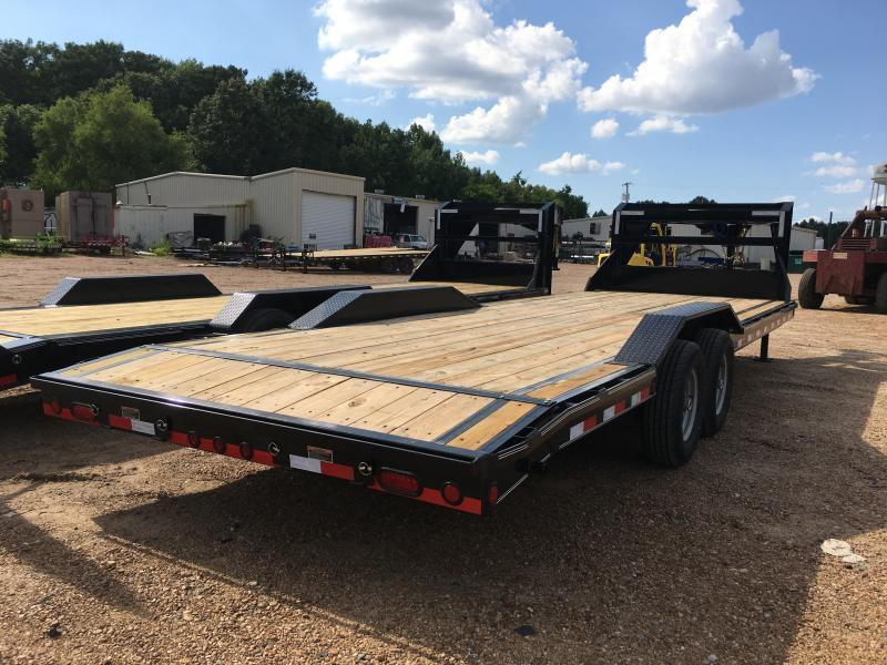 2019 Load Trail 102 x 26 Gooseneck Equipment/Car Hauler 14K GVWR
