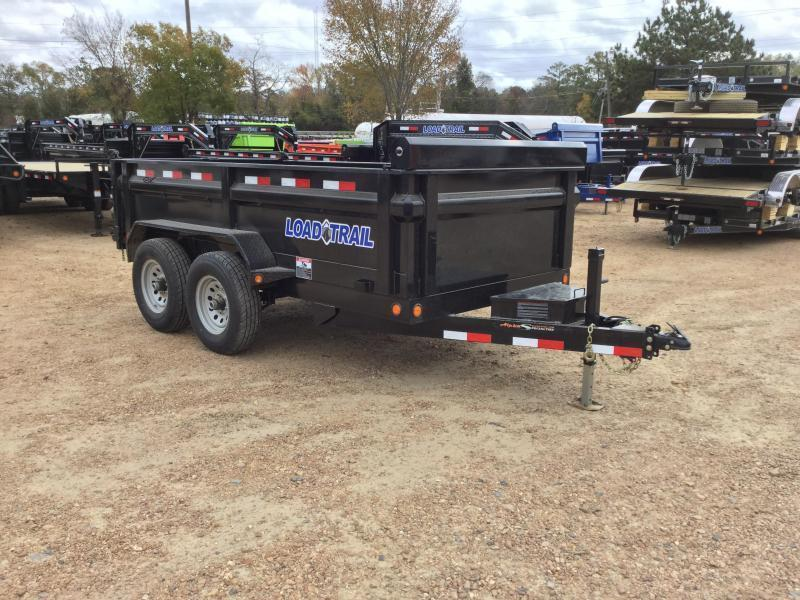 2018 Load Trail 6 x 12 Tandem Axle Dump Trailer 9K GVWR