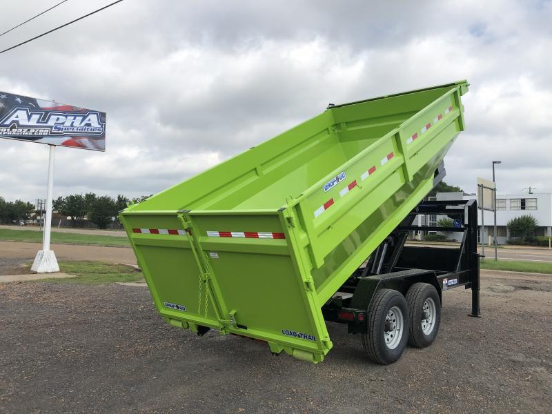 """2019 Load Trail 83"""" x 14' Gooseneck Drop-N-Go FRAME ONLY"""