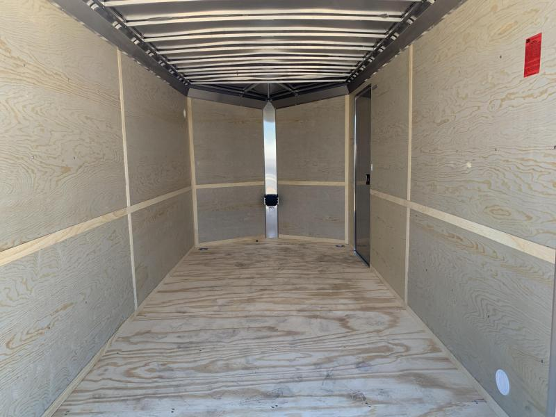 2019 NEO Trailers 7' x 14' Enclosed Cargo Trailer
