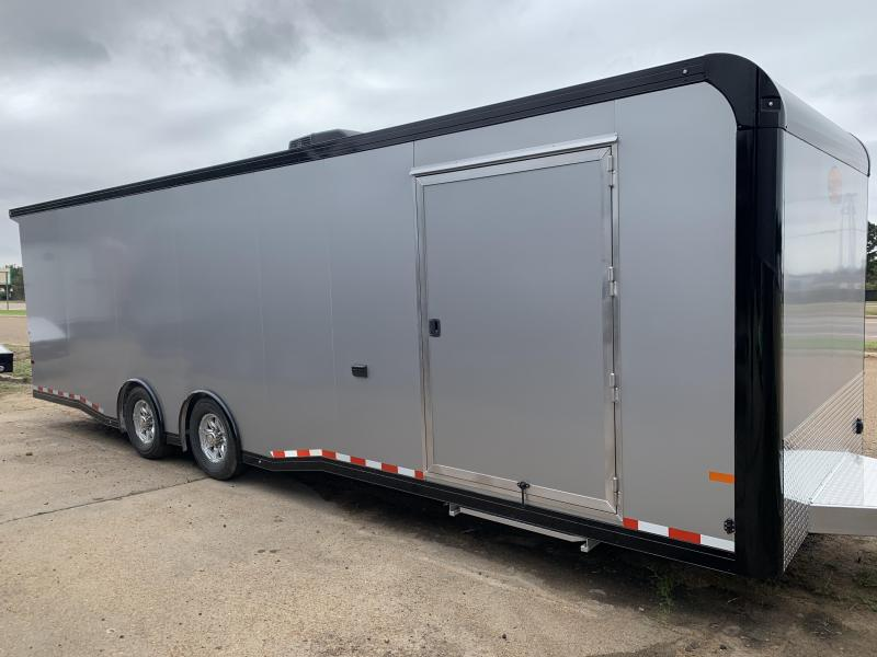 2019 Sundowner Trailers 28ft Bumper Pull Race Series Car Hauler