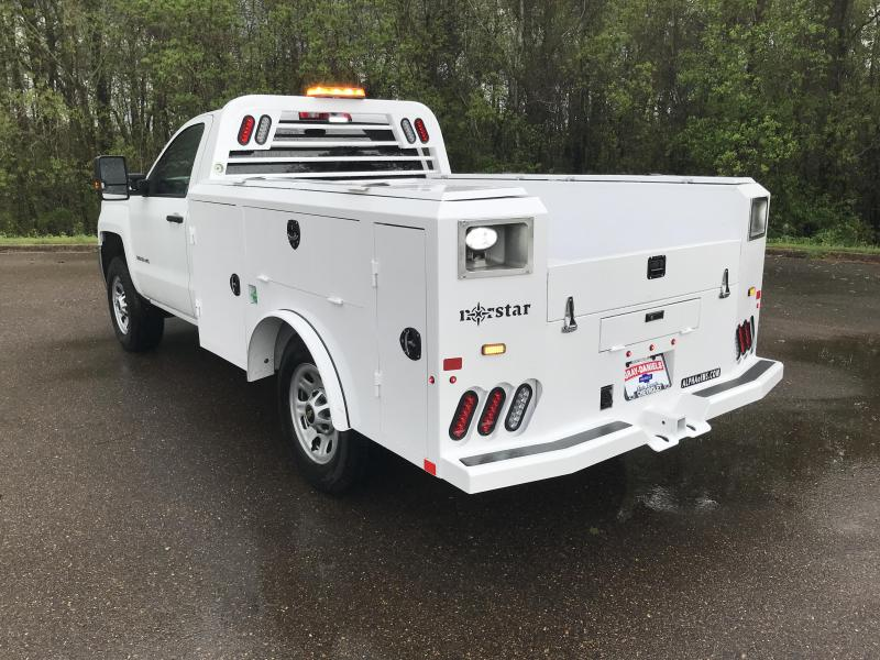 Norstar SC Utility Body All Makes 9' Chassis Cab