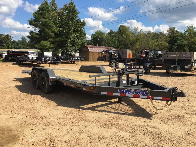 "2019 Load Trail 83"" x 18' Tilt 14k GVWR"