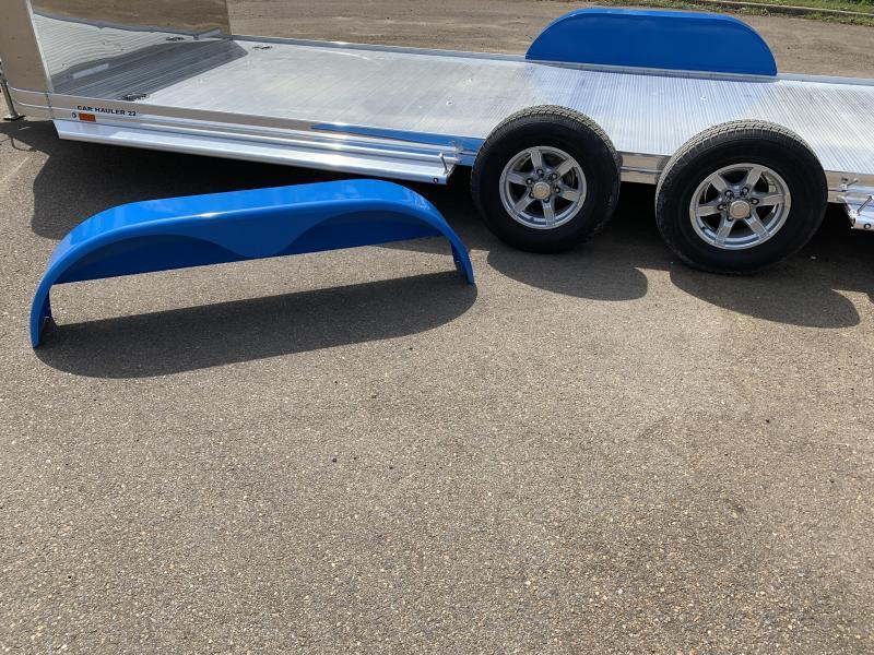 2020 Sundowner 7' x 22' ALUMINUM Sport Car Hauler 10K GVWR