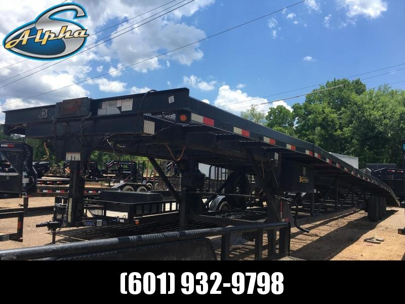 USED 2011 Kaufman Trailer 48' Wedge Trailer